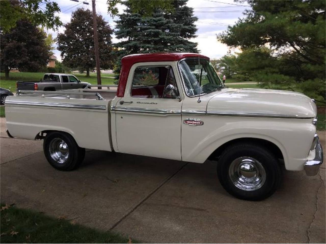 1966 Ford F100 (CC-1413105) for sale in Cadillac, Michigan