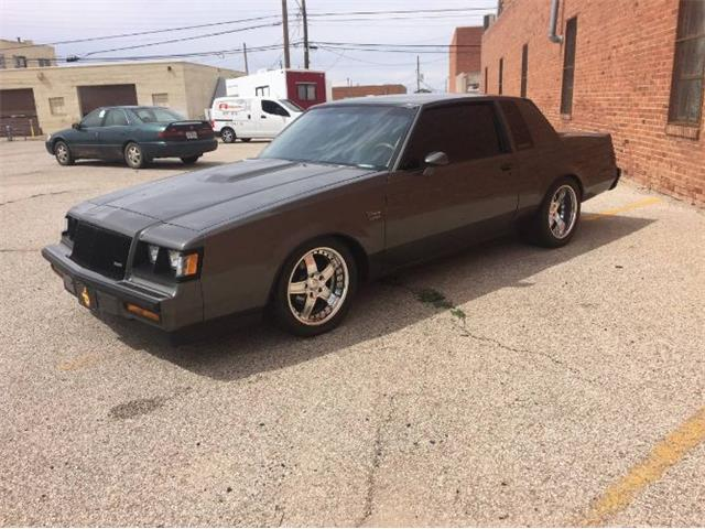 1987 Buick Regal (CC-1413106) for sale in Cadillac, Michigan