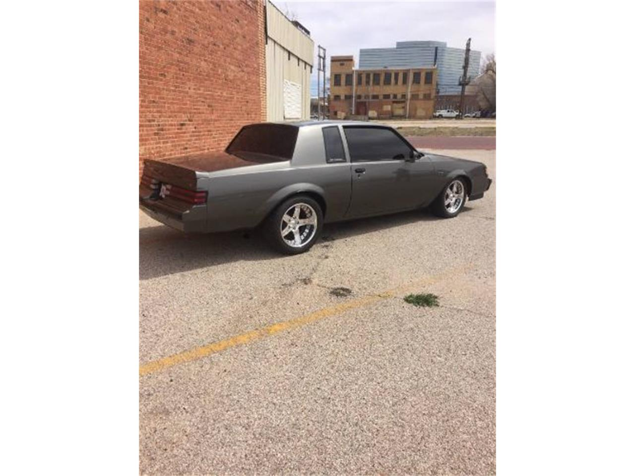 1987 Buick Regal (CC-1413106) for sale in Cadillac, Michigan