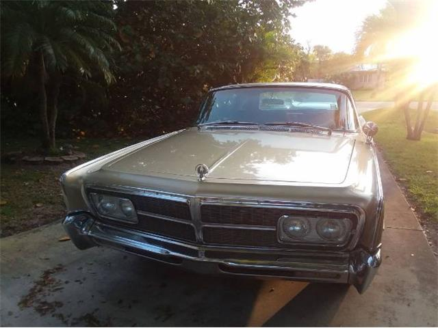 1965 Chrysler Imperial (CC-1413107) for sale in Cadillac, Michigan