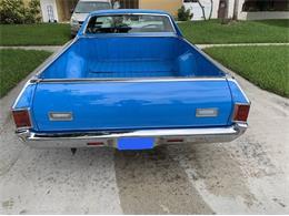 1972 Chevrolet El Camino (CC-1413109) for sale in Cadillac, Michigan