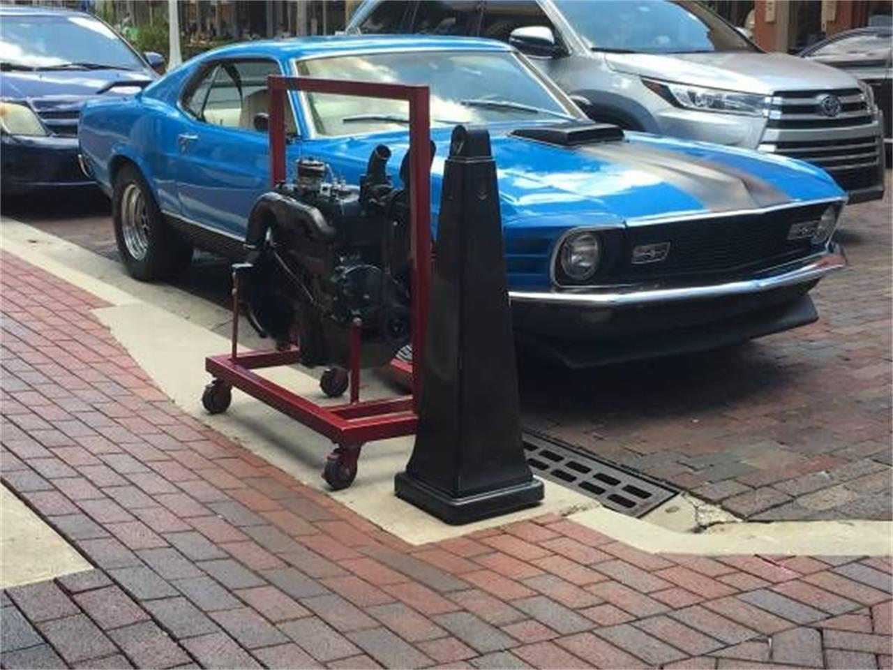 1970 Ford Mustang (CC-1413111) for sale in Cadillac, Michigan