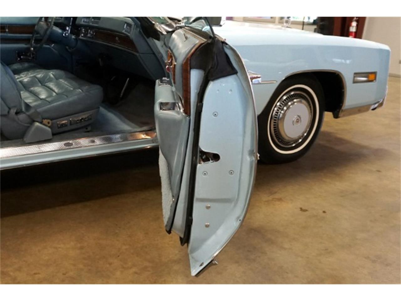 1978 Cadillac Eldorado (CC-1413116) for sale in Chicago, Illinois