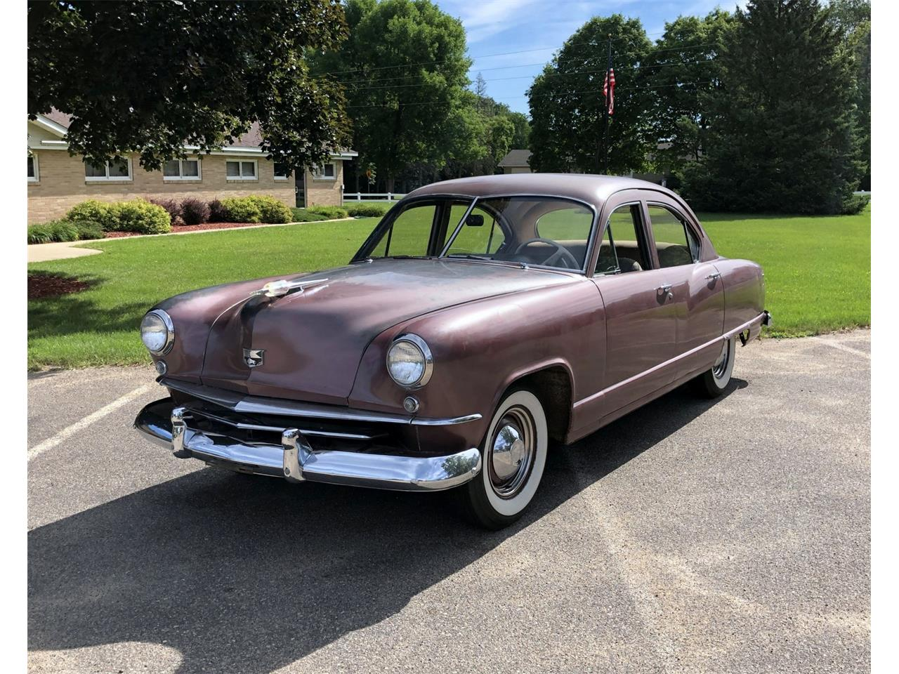 1951 Kaiser 2-Dr Sedan (CC-1413123) for sale in Maple Lake, Minnesota