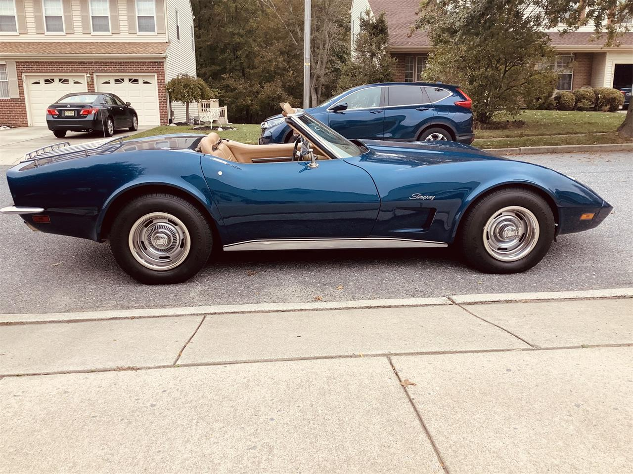 1973 Chevrolet Corvette (CC-1413133) for sale in Marlton, New Jersey