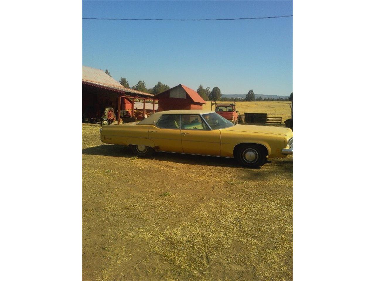 1973 Oldsmobile 98 Regency Brougham (CC-1413134) for sale in Spray, Oregon