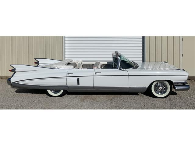 1959 Cadillac 2-Dr Convertible (CC-1413136) for sale in Minden, Nevada