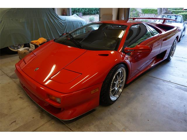 1995 Lamborghini Diablo (CC-1413137) for sale in orange, California