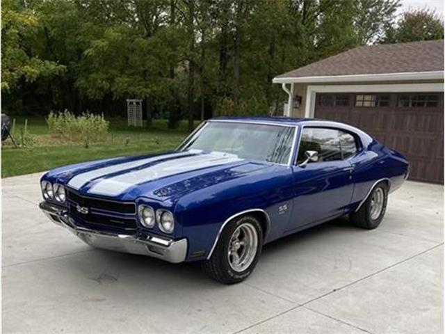1970 Chevrolet Chevelle SS (CC-1413142) for sale in Fenton, Michigan