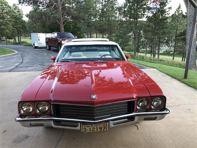 1972 Buick Skylark (CC-1413149) for sale in Rapid City, South Dakota
