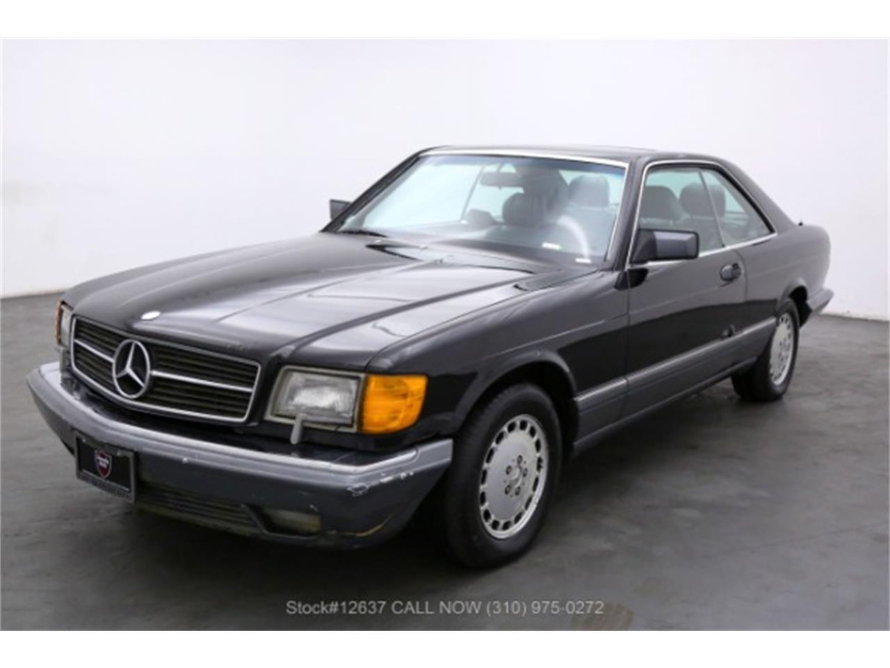 1991 Mercedes-Benz 560SEC (CC-1413159) for sale in Beverly Hills, California