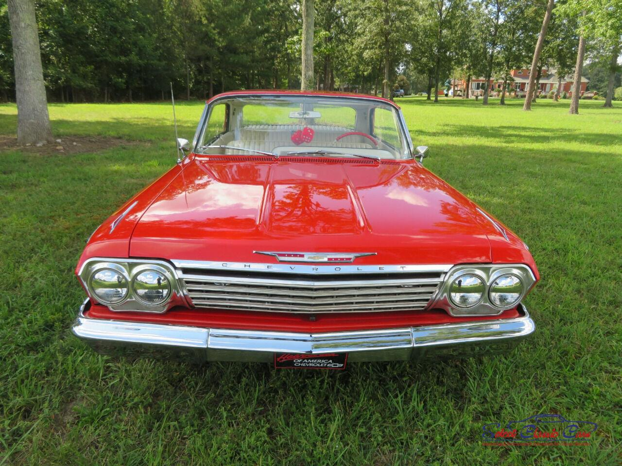 1962 Chevrolet Impala (CC-1413164) for sale in Hiram, Georgia