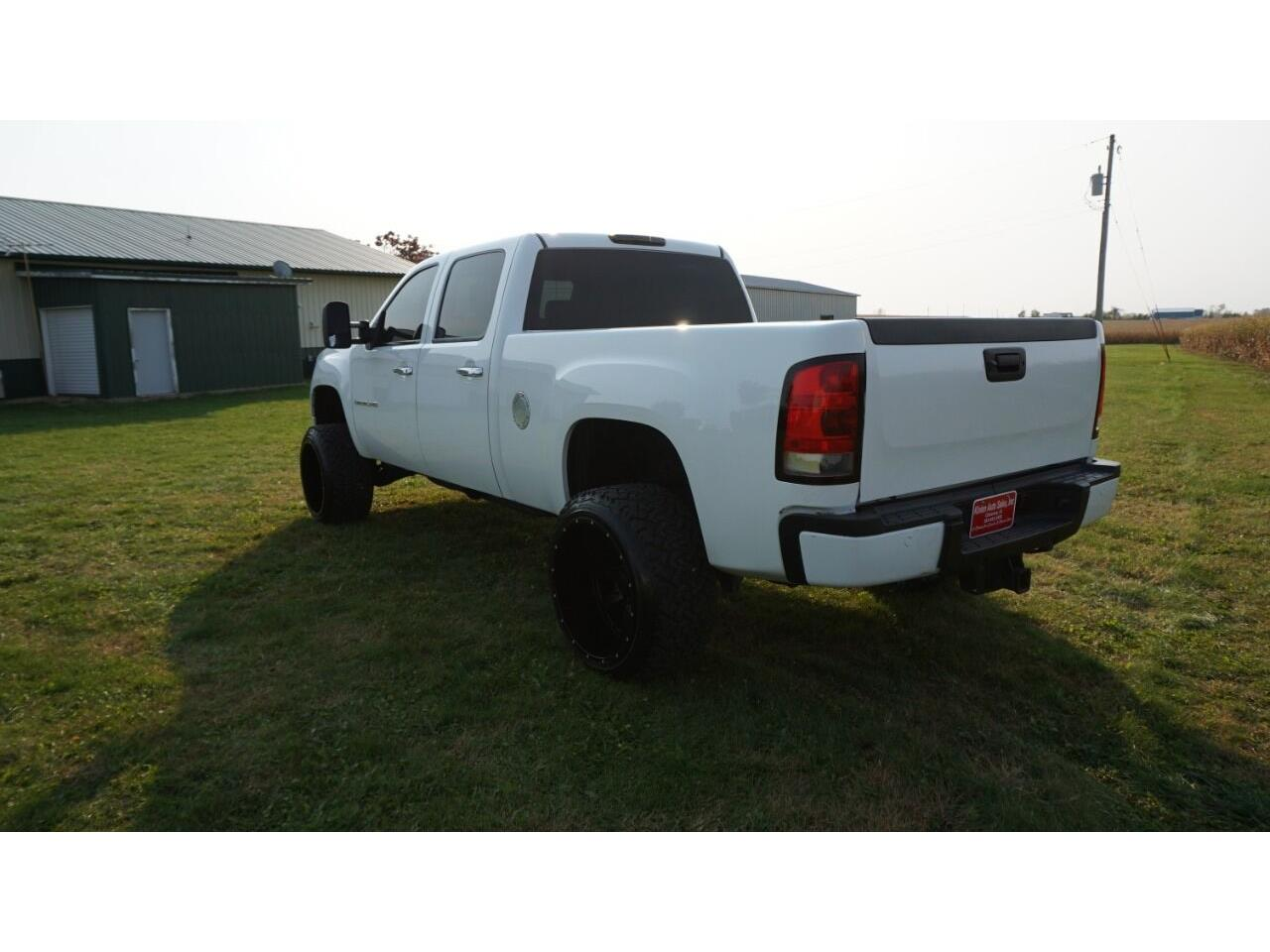 2013 GMC 2500 (CC-1413172) for sale in Clarence, Iowa