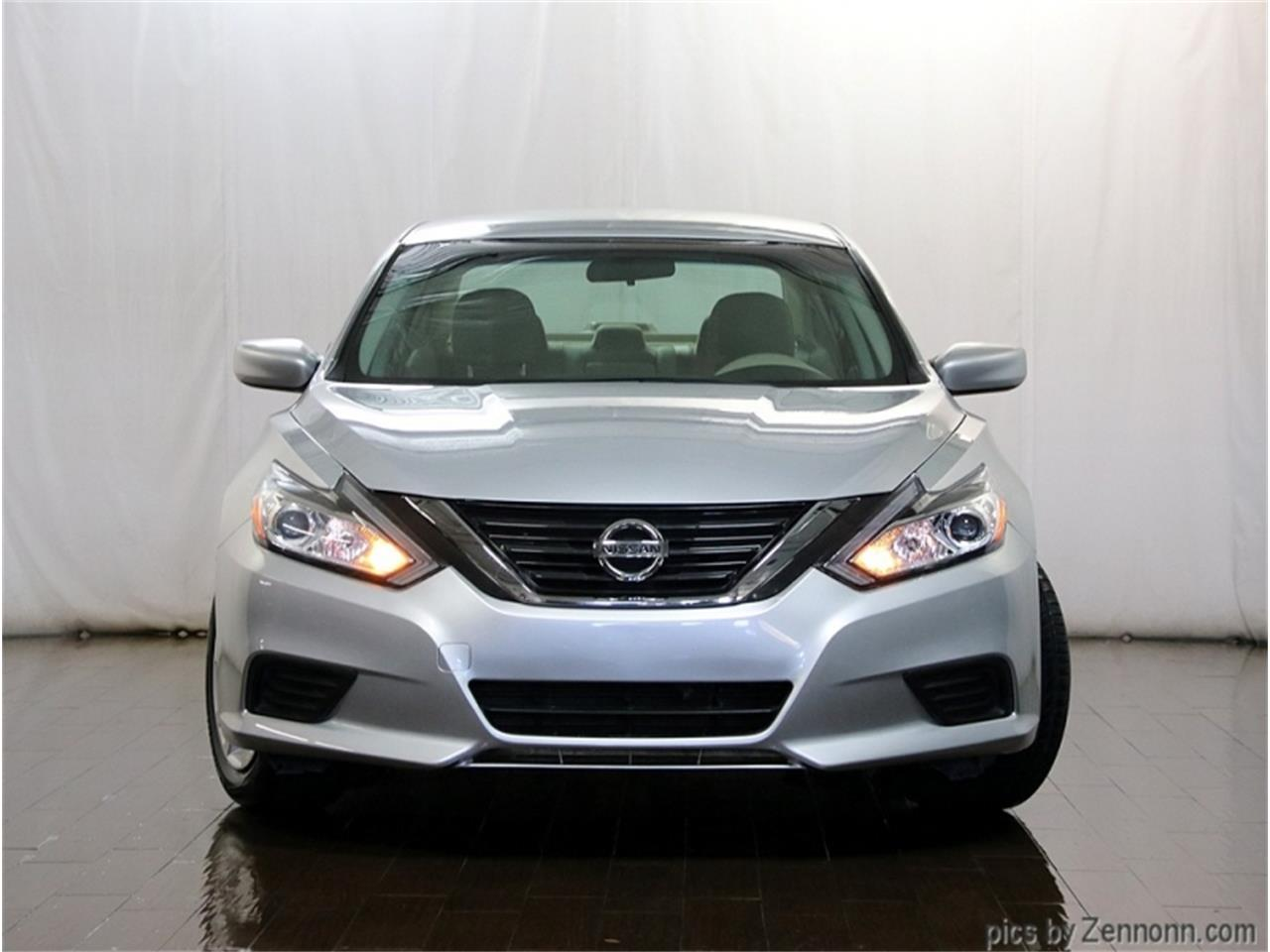2016 Nissan Altima (CC-1413185) for sale in Addison, Illinois