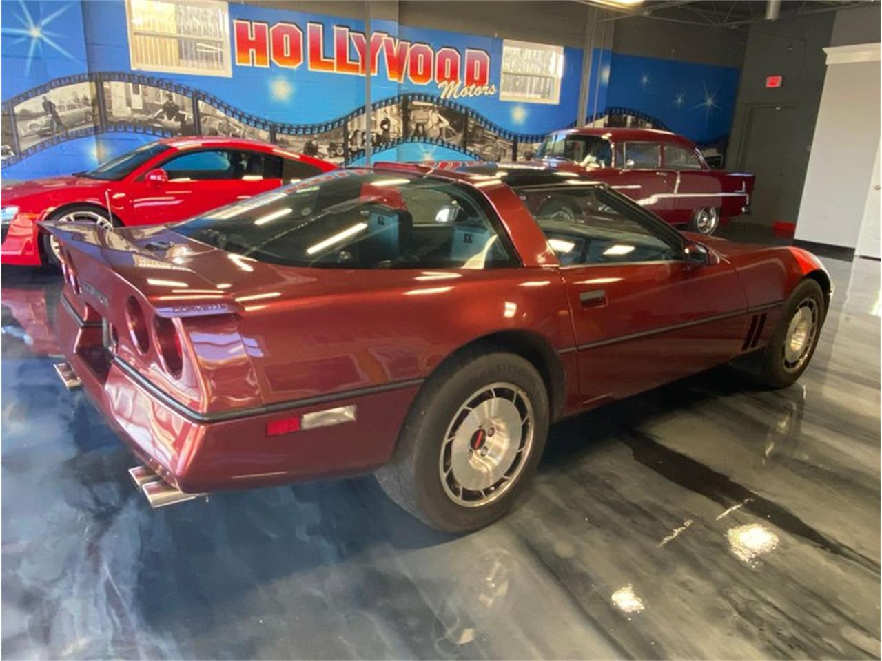 1986 Chevrolet Corvette (CC-1413189) for sale in West Babylon, New York