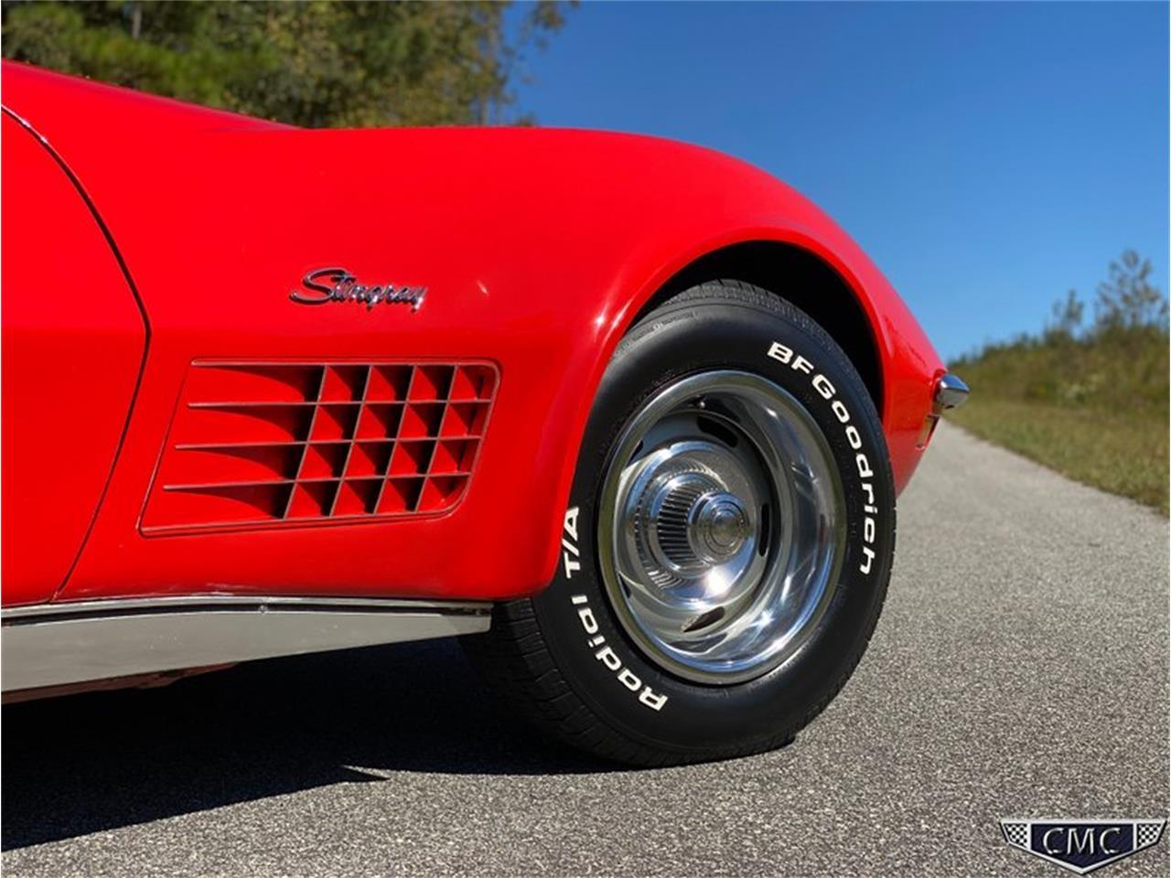 1970 Chevrolet Corvette (CC-1413197) for sale in Apex, North Carolina