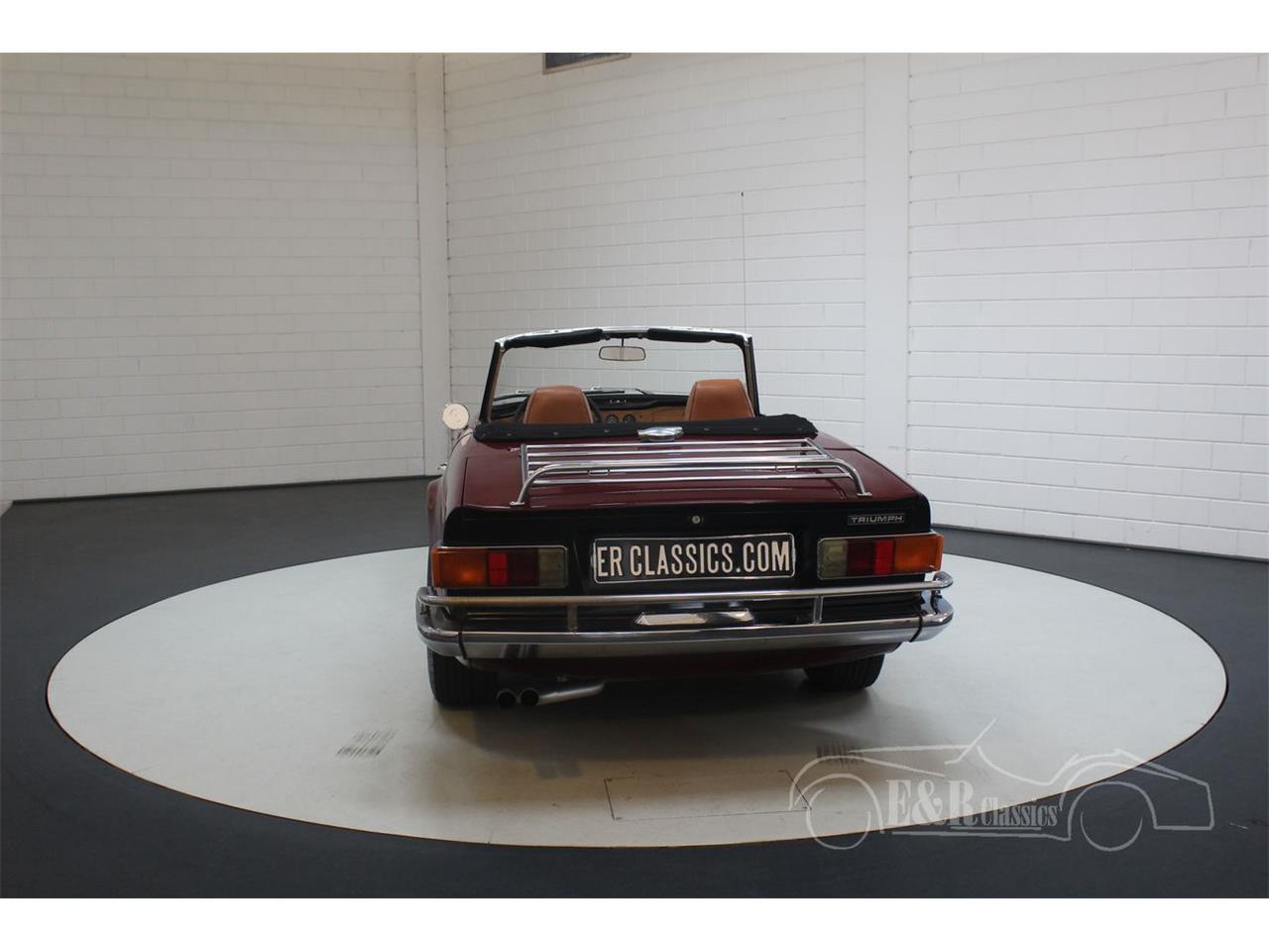 1972 Triumph TR6 (CC-1413211) for sale in Waalwijk, Noord-Brabant
