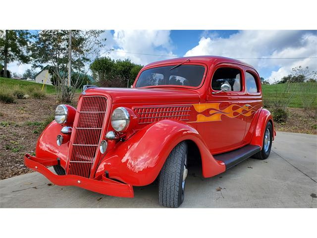 1935 Ford Humpback (CC-1413212) for sale in Salesville, Ohio