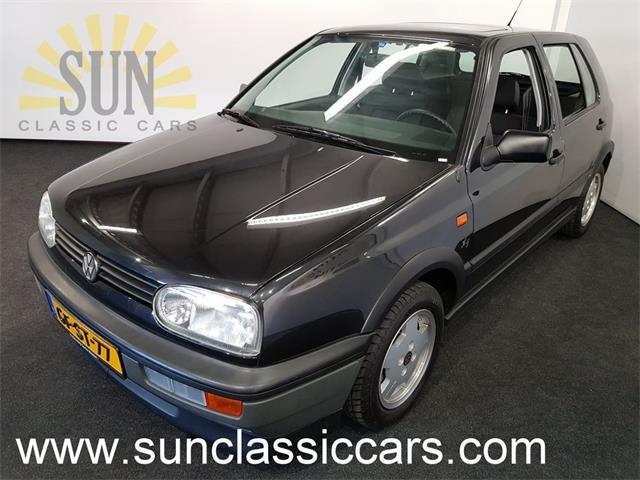 1993 Volkswagen Golf (CC-1413215) for sale in Waalwijk, Noord-Brabant