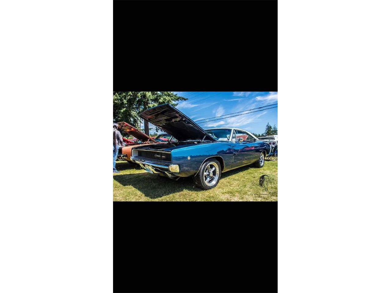 1968 Dodge Charger (CC-1413223) for sale in Roy, Washington