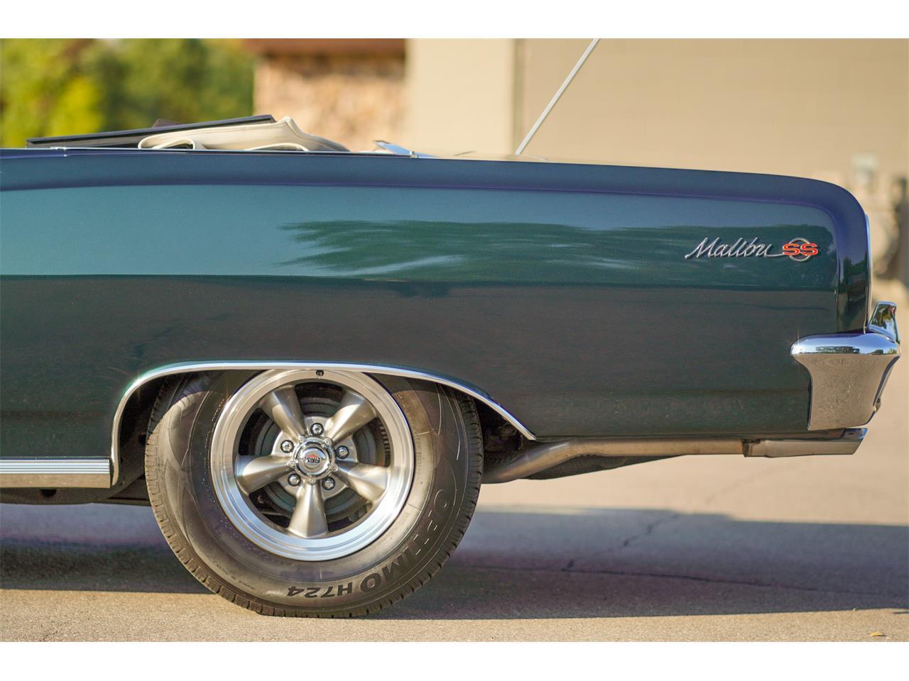 1965 Chevrolet Malibu SS (CC-1413225) for sale in Milford, Michigan