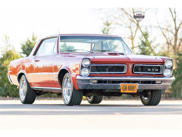 1965 Pontiac GTO (CC-1413228) for sale in Milford, Michigan