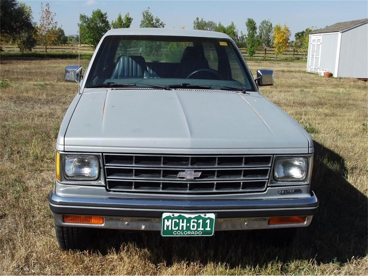 1984 Chevrolet S10 Blazer (CC-1413235) for sale in Longmont, Colorado