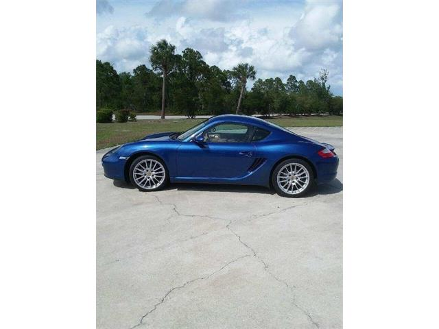 2008 Porsche Cayman (CC-1413247) for sale in Punta Gorda, Florida