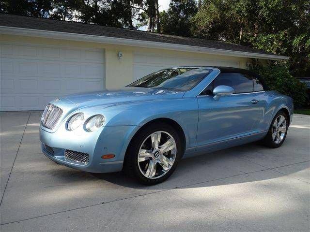 2007 Bentley Continental (CC-1413250) for sale in Punta Gorda, Florida