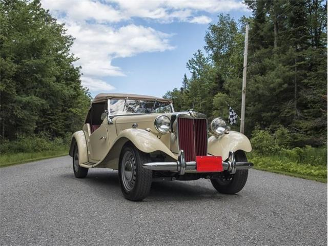 1952 MG TD (CC-1413257) for sale in Punta Gorda, Florida