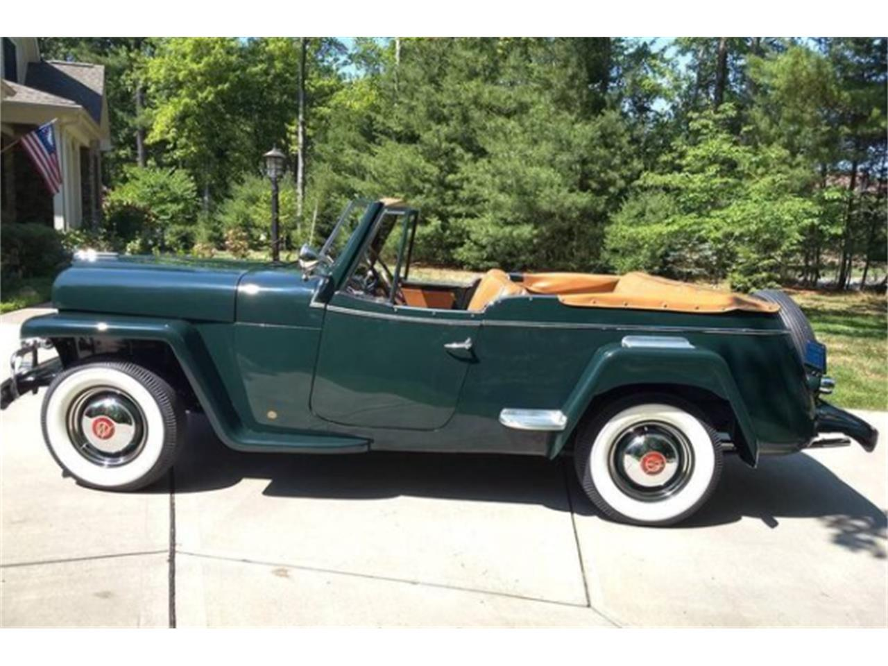 1950 Willys Jeepster (CC-1413262) for sale in Punta Gorda, Florida