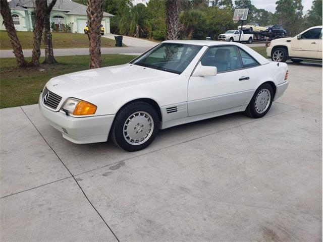 1992 Mercedes-Benz 300 (CC-1413264) for sale in Punta Gorda, Florida