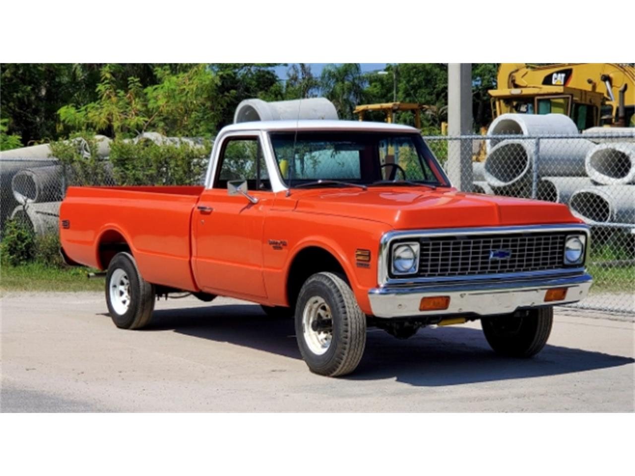1972 Chevrolet C10 (CC-1413266) for sale in Punta Gorda, Florida