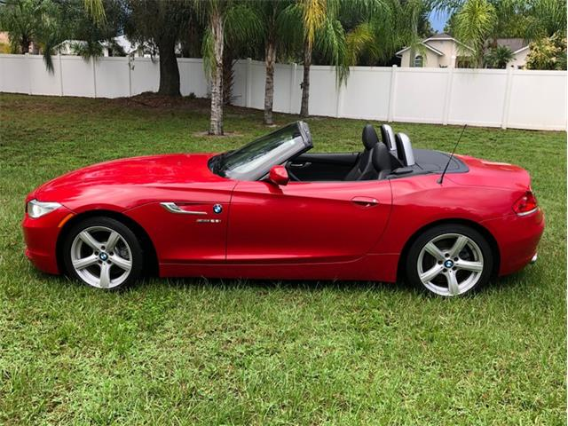 2015 BMW Z4 (CC-1413269) for sale in Punta Gorda, Florida