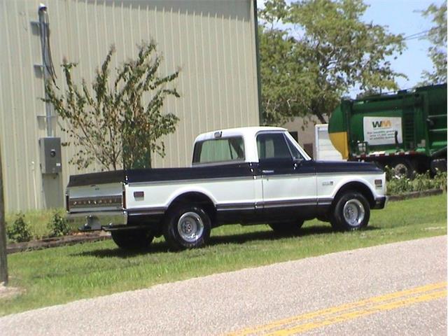 1972 Chevrolet Cheyenne (CC-1413270) for sale in Punta Gorda, Florida