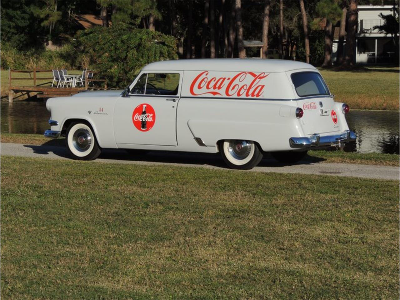 1954 Ford Courier (CC-1413275) for sale in Punta Gorda, Florida