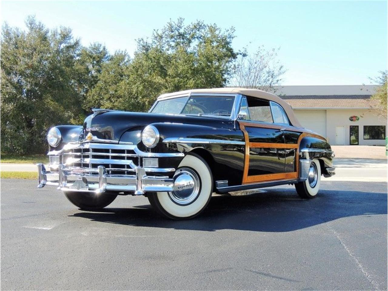 1949 Chrysler Town & Country (CC-1413282) for sale in Punta Gorda, Florida
