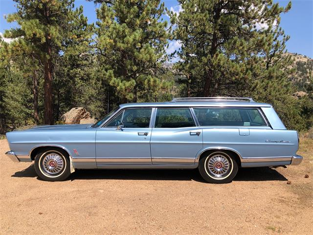 1967 Ford Country Sedan (CC-1413284) for sale in Estes Park, Colorado