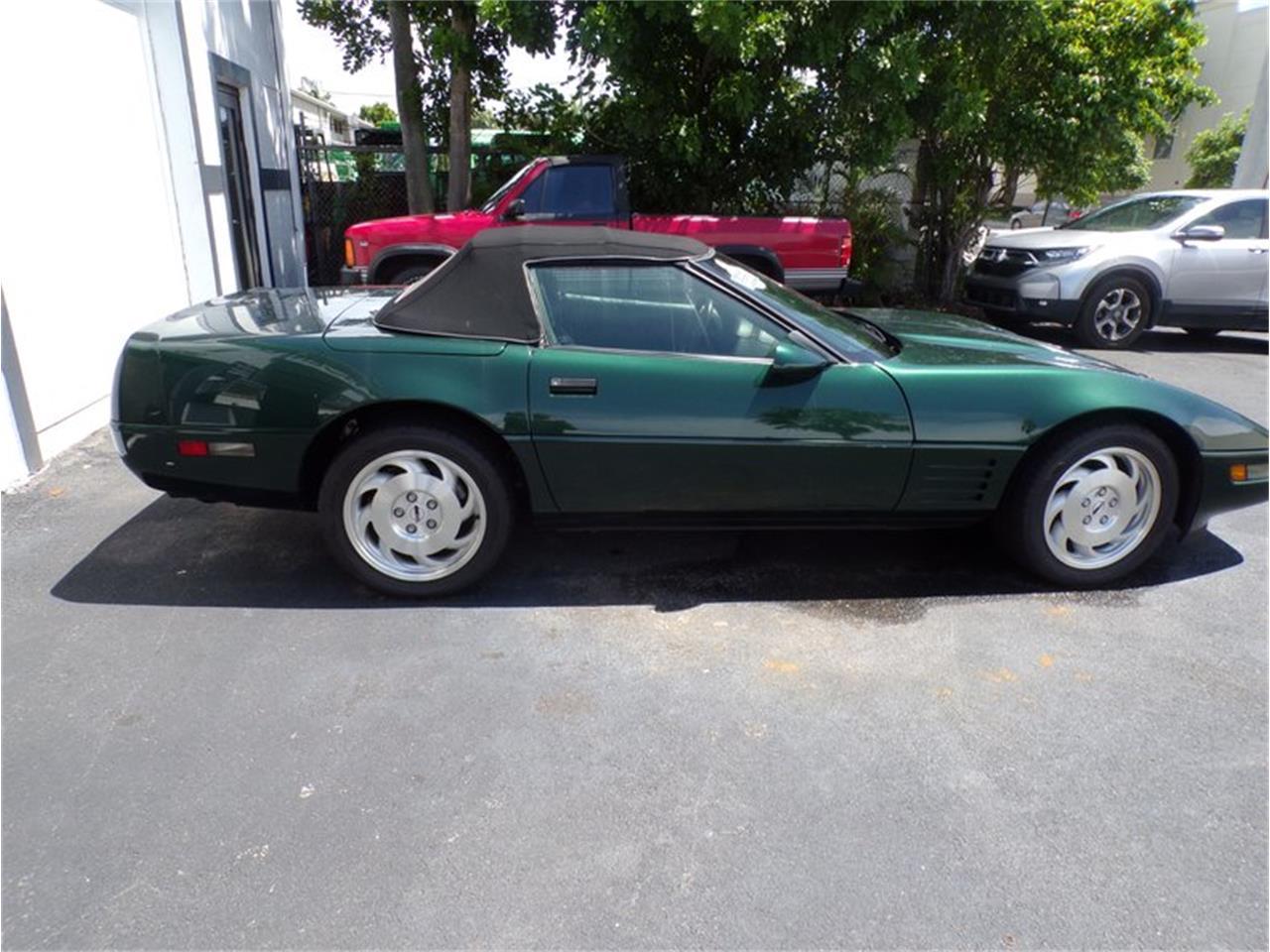 1993 Chevrolet Corvette (CC-1413286) for sale in Punta Gorda, Florida