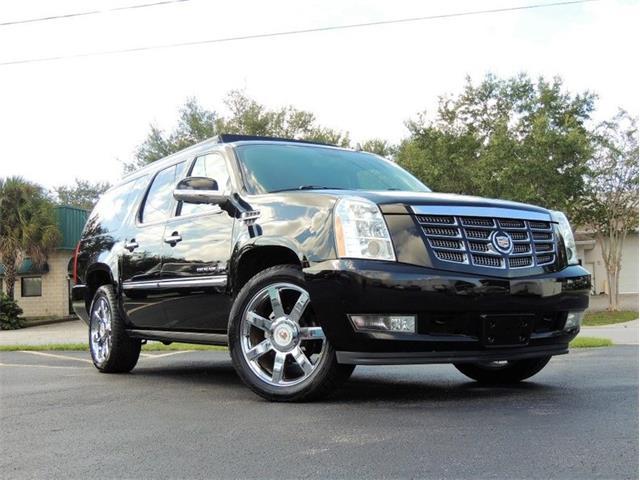 2013 Cadillac Escalade (CC-1413292) for sale in Punta Gorda, Florida
