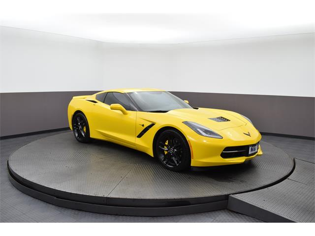 2015 Chevrolet Corvette Stingray (CC-1410033) for sale in HIGHLAND PARK, Illinois