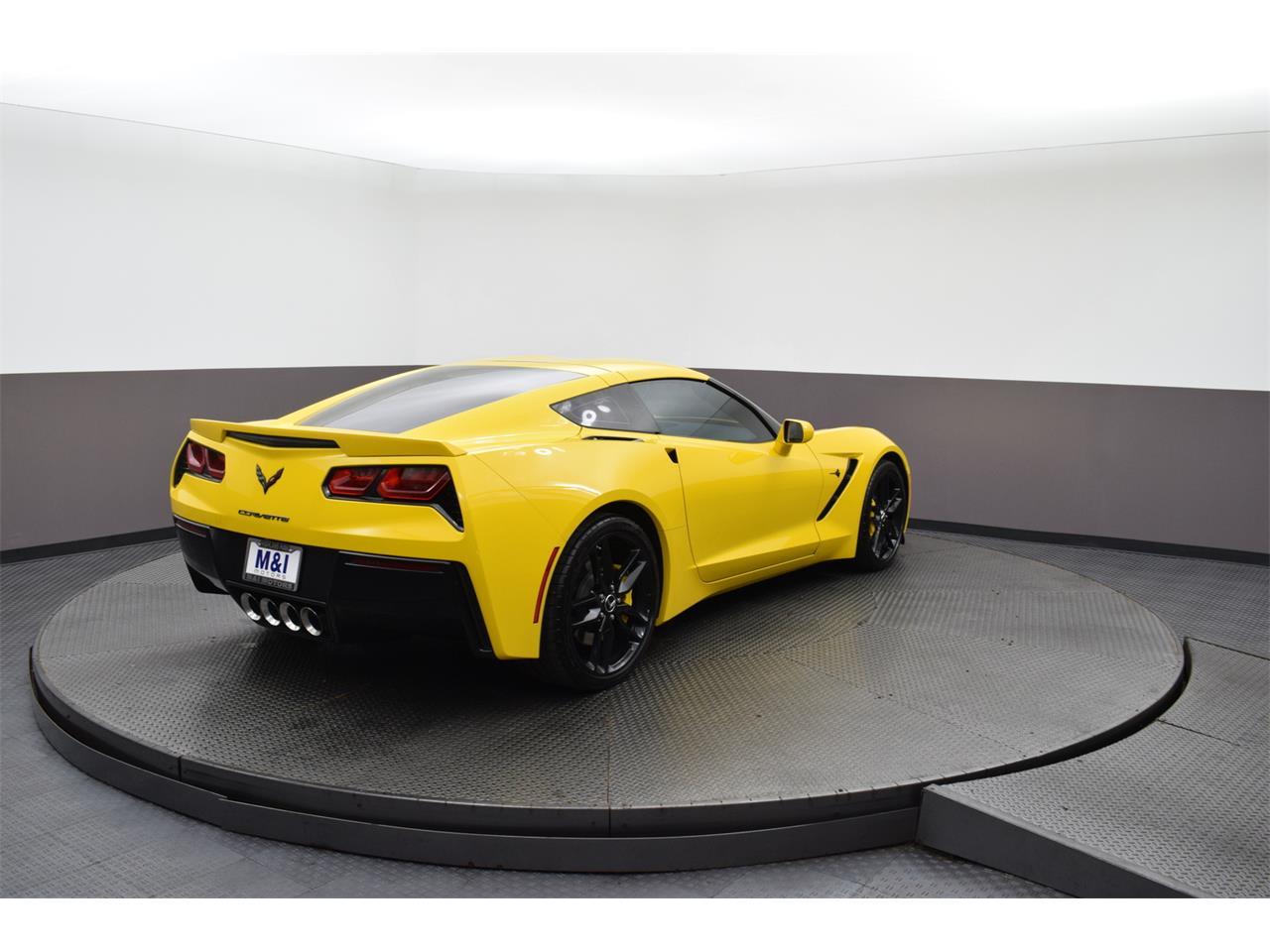 2015 Chevrolet Corvette Stingray (CC-1410033) for sale in HIGHLAND PARK, Illinois