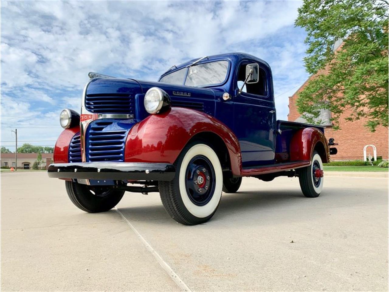 1946 Dodge Pickup (CC-1413303) for sale in Punta Gorda, Florida
