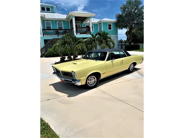 1965 Pontiac GTO (CC-1413313) for sale in Punta Gorda, Florida