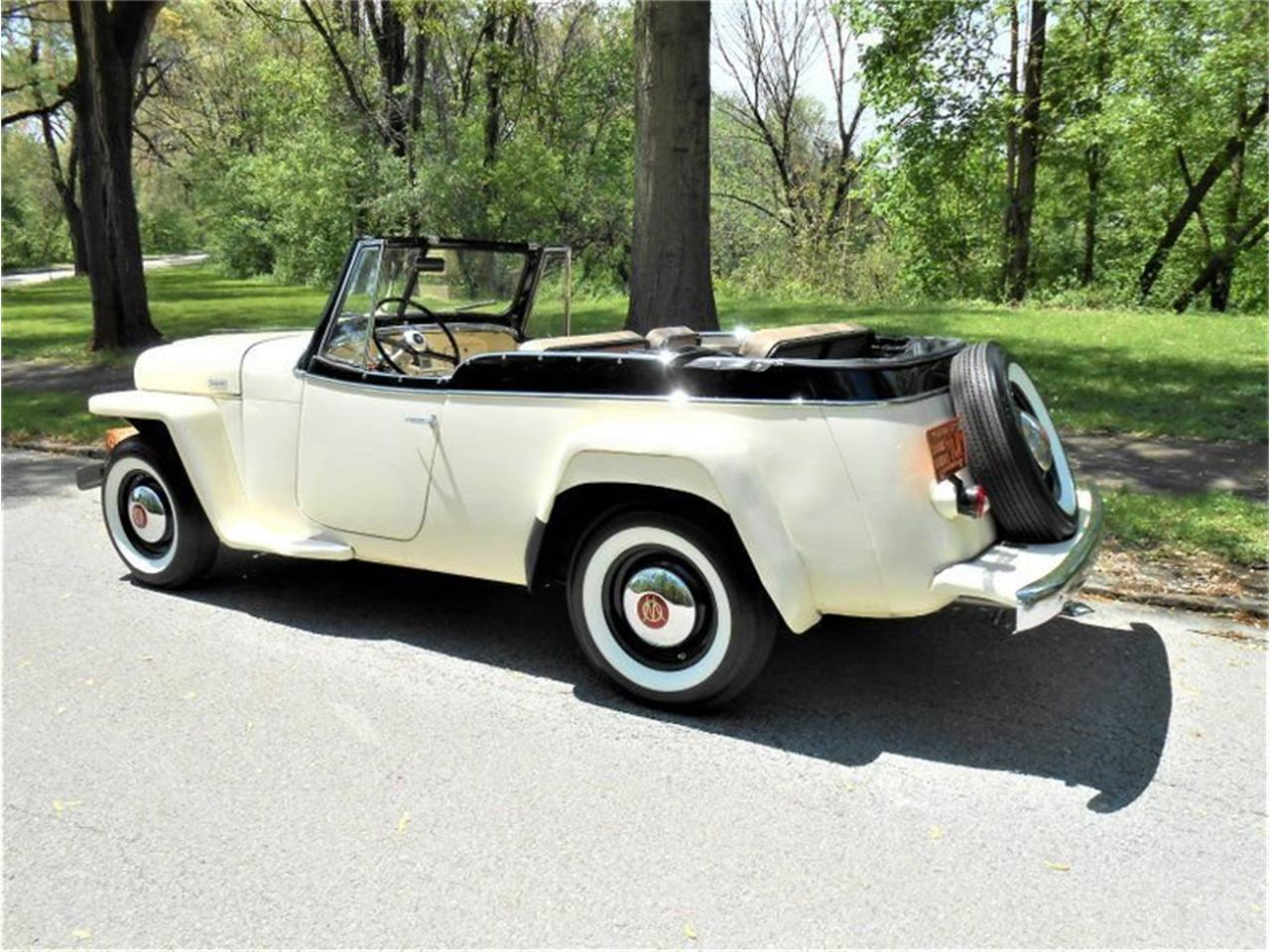 1949 Willys-Overland Jeepster (CC-1413314) for sale in Punta Gorda, Florida