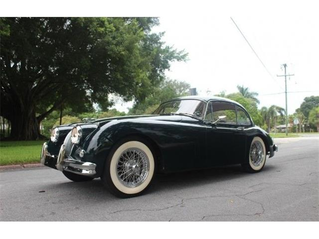 1959 Jaguar XK (CC-1413324) for sale in Punta Gorda, Florida