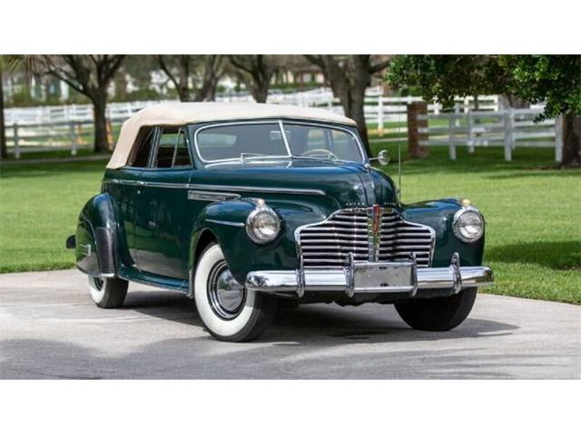 1941 Buick Roadmaster (CC-1413325) for sale in Punta Gorda, Florida