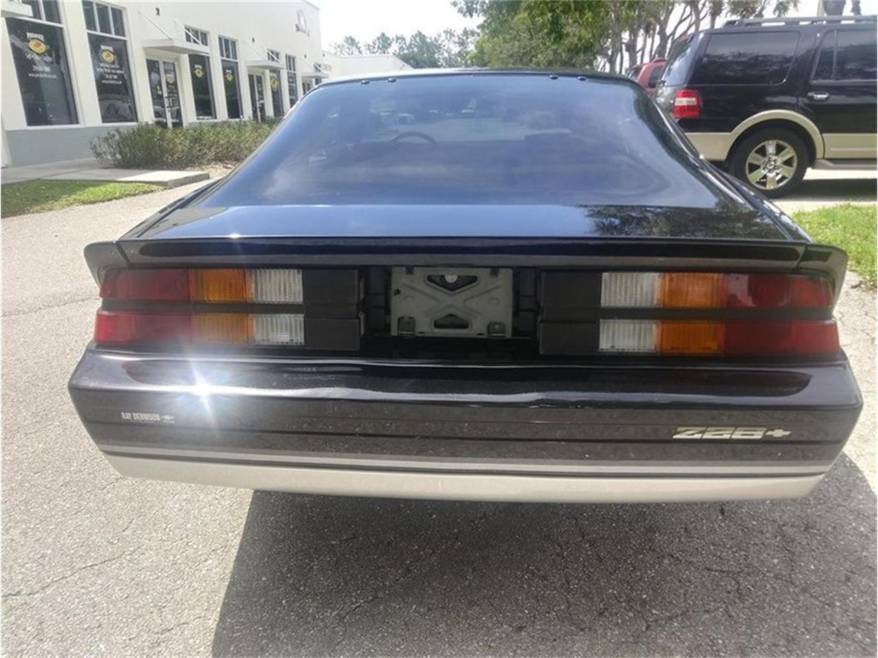1984 Chevrolet Camaro (CC-1413332) for sale in Punta Gorda, Florida
