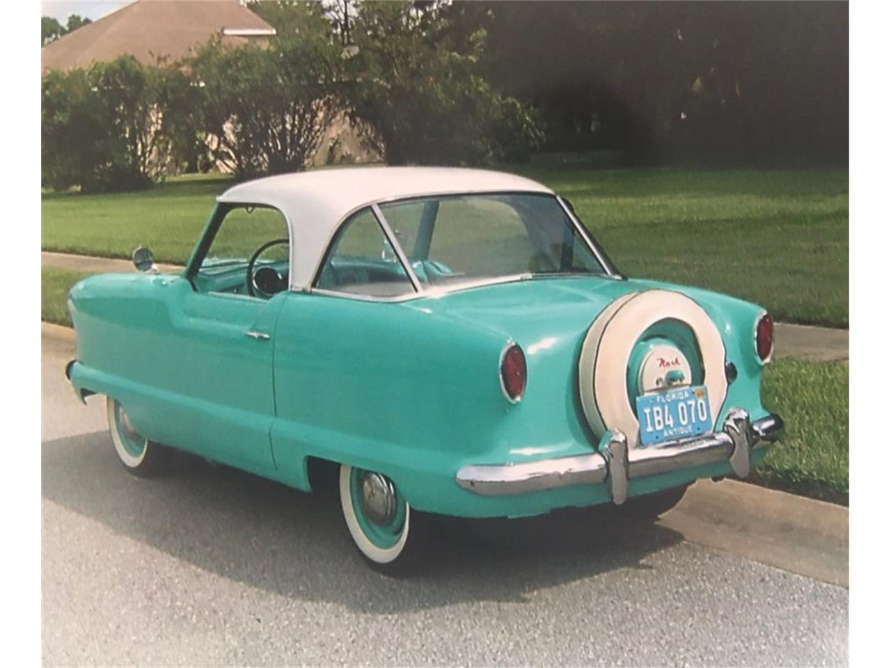 1954 Nash Metropolitan (CC-1413333) for sale in Punta Gorda, Florida