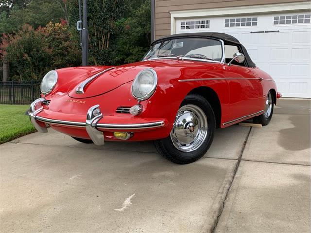 1960 Porsche 356 (CC-1413340) for sale in Punta Gorda, Florida